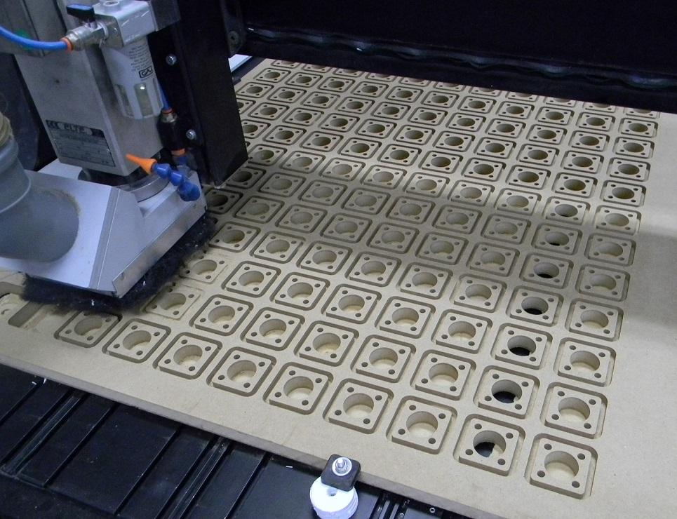 Frezowanie tworzyw sztucznych - ELBIG